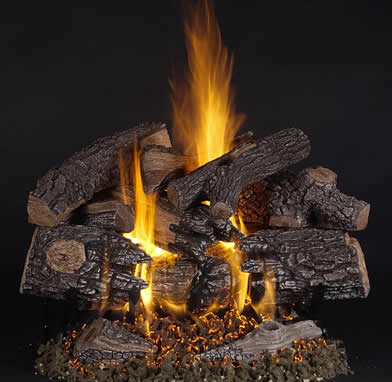 Peterson Gas Logs