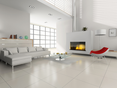 How to clean maintain a gas fireplace at gasfireplaces a perfectly clean white gas fireplace solutioingenieria Gallery